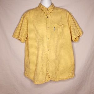 Columbia Outdoor Mens Plaid Casual Shirt